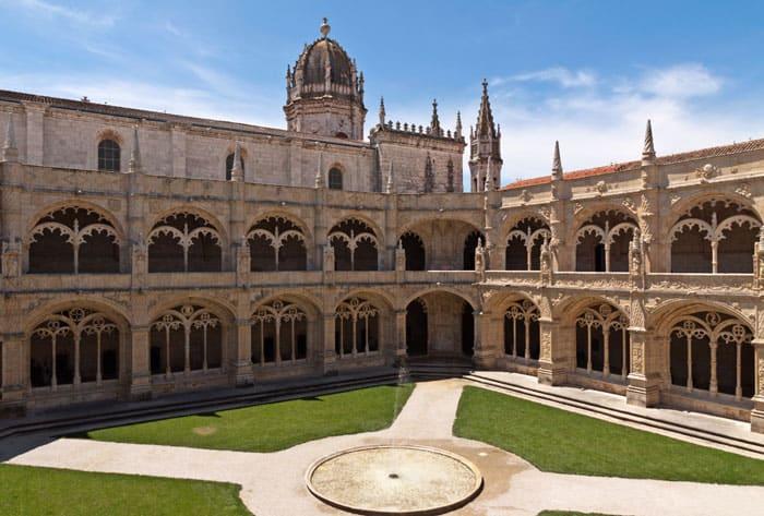 Jeronimos klosteret i Belém