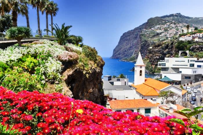 På Madeira har du rig mulighed for at opleve den smukke natur.