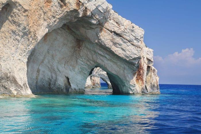 De Blå huler
