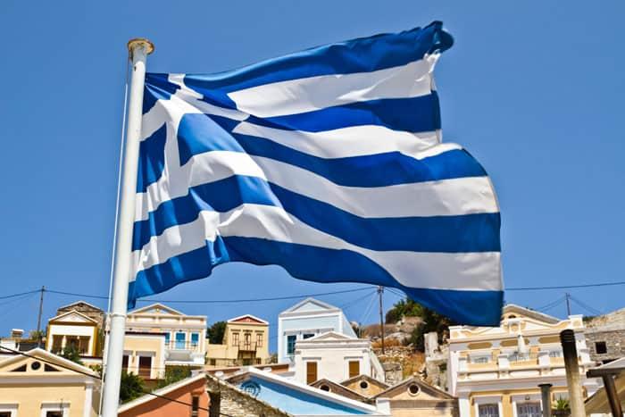 Grækenland er en perle i Middelhavets azurblå vand