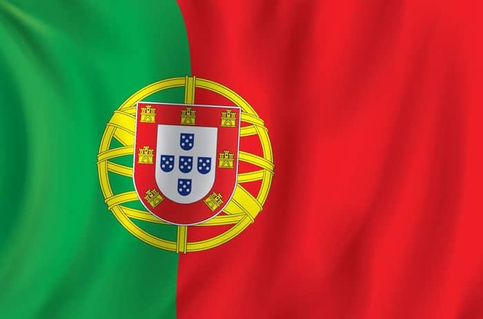 Det portugisiske flag