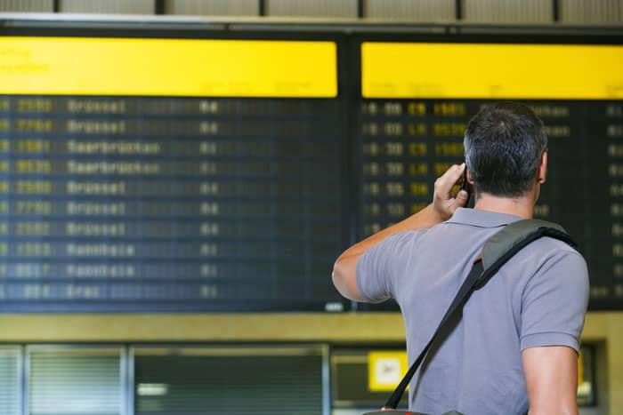 Takket være EU har du en række rettigheder, hvis dit fly aflyses eller hvis flyet bliver forsinket.