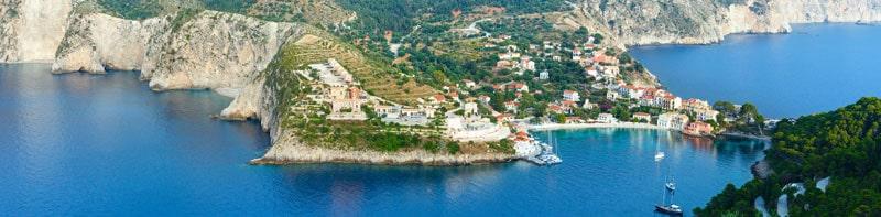 Kefalonia er en flot ø med en smuk natur