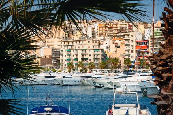 Piræus havn