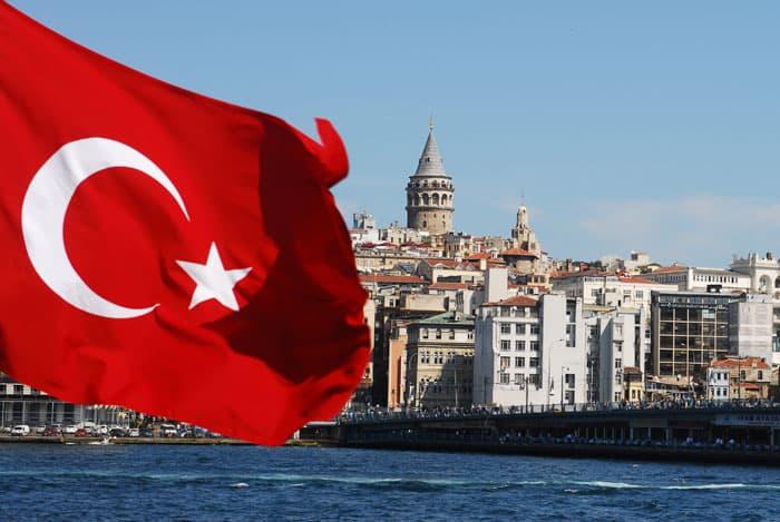 Tyrkiet er et populært rejsemål