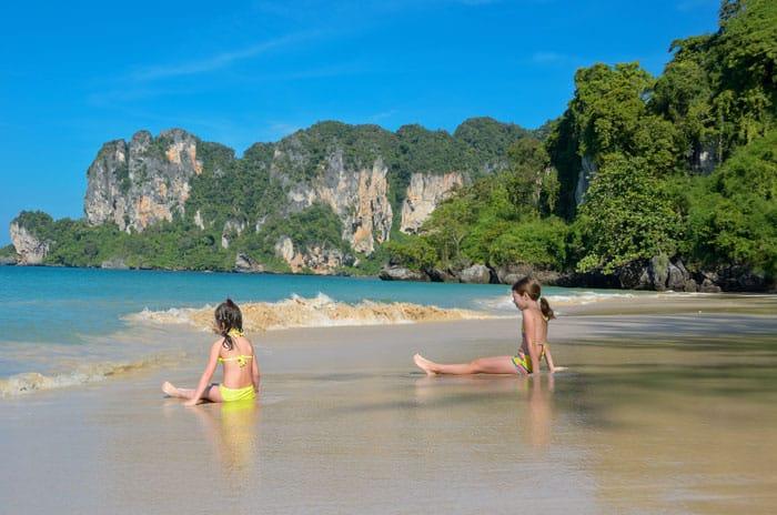 ferie thailand med børn