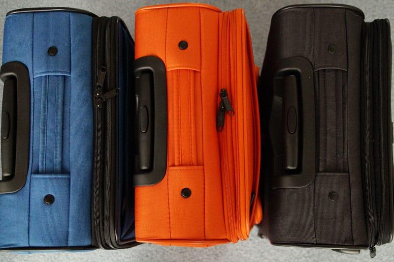 Hvilken kuffert skal jeg vælge? Guide til valg af størrelse og type mv.